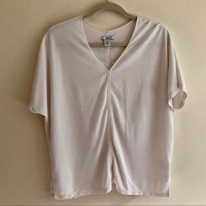Bar III white blouse